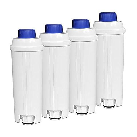 Delonghi DLS C002 ECAM Wasserfilter - 4-er