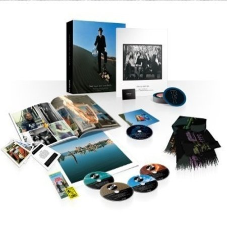 Wish You Were Here (IMMERSION BOX SET) <2CD + 2DVD + BLU-RAY> by Pink Floyd (2014-06-29) - Immersion Box