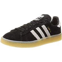classic fit 2a673 b87cf adidas Campus W Scarpa Core Black Gum