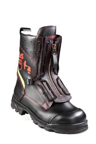EWS EWS-Feuerwehrstiefel PROFI PREMIUM 9860 kurz Schuhgröße: 41