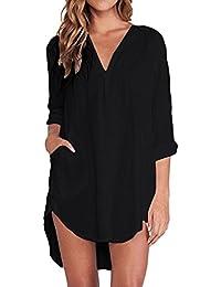 ZANZEA - Camisas - para Mujer