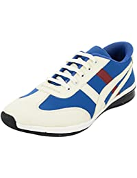 Styliano Men's Canvas Sneakers