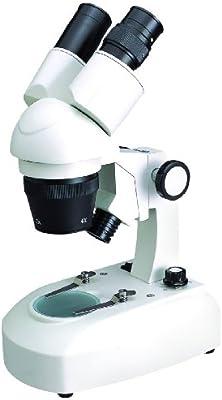 Microscopio Incognita de Seben 20x+40x+80x de clase superior
