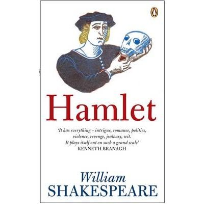 Portada del libro [(Hamlet)] [ By (author) William Shakespeare, Revised by Alan Sinfield, Introduction by Alan Sinfield, Edited by Kiernan Ryan, Edited by T. J. B. Spencer, Series edited by Stanley W. Wells, Series edited by T. J. B. Spencer, Contributions by Paul Prescott ] [July, 2006]