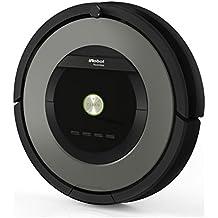 iRobot Roomba 891 aspiradora robotizada Sin bolsa Negro, Marrón 0,6 L - Aspiradoras