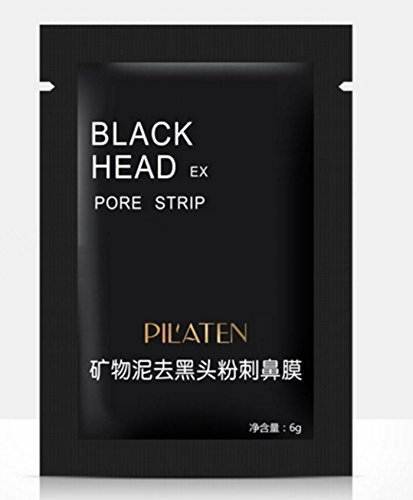 15 x PILATEN BLACK HEAD KILLER PEEL OFF MASKE GESICHTSMASKE PICKEL MITESSER - 4