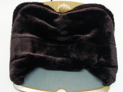 Calentador de Pies Electrico y Forro Desmontable de Poliester Base Madera 2667