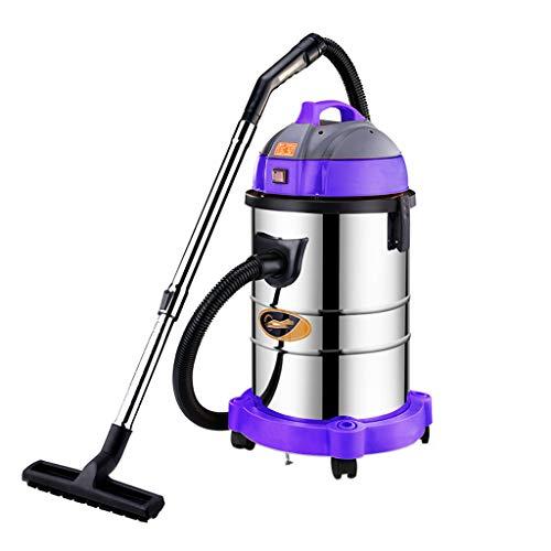 TY-Vacuum Cleaner MMM@ Staubsauger trocken und nass Blasen DREI mit 1400W High-Power-Industriestaubsauger großen Fasses Handelshotel Hotel Autowaschanlage Fabrik Werkstatt 35 Liter