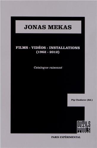 Jonas Mekas : Films, vidéos, installations (1962-2012)