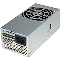 TooQ TQEP-TFX500S-O - Fuente de Alimentacion Ecopower II de 500W TFX 12V V1.3  OEM Ventilador silencioso (PFC Activo, 20+4 pin ATX, PC, Superior, CE/RoHS, color plata)