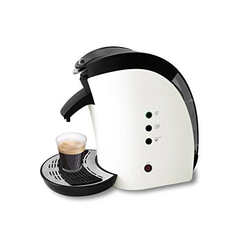 Inventum PK502W Kaffeepadmaschinen weiß