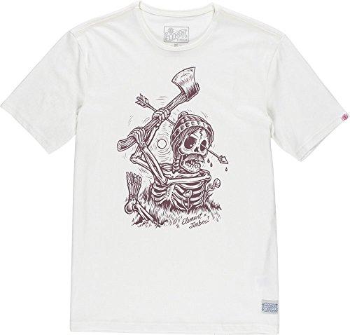 Element Grounded Timber T-Shirt Bone