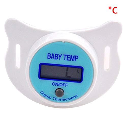 Provide The Best Baby-Nippel-Thermometer Schnuller LCD-Digital-Thermometer über Gesundheit, Sicherheit Pflege Thermometer für Kinder - Digitale Baby Schnuller-thermometer