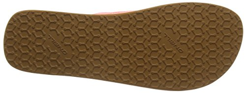 O'NeillDitsy Flip Flop - Sandali Donna Rosa (Rose (3350 Neon Tange))