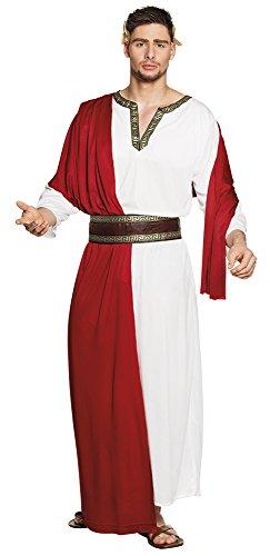 Boland 83696 Erwachsenenkostüm Julius, mens, 50/52 (Men's Gladiator Kostüme)