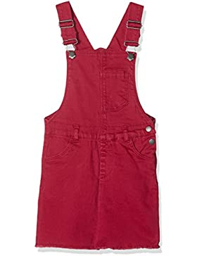 Name It Nitbaline Twi Overall Skirt F Mini, Pantaloni Bambina