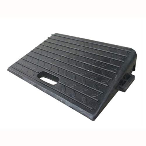 OUKANING 2 STK Lot de 2 rampes de v/élo Charge maximale 3 t Noir