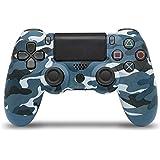 Gamepad per joystick a vibrazione con controller wireless Bluetooth PS4, adatto per regali di compleanno, riunioni di famigli