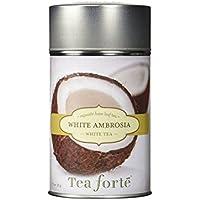 Tea Forte Loose Leaf Tea Canister-White Ambrosia by Tea Forte