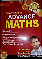 Advance Math (English) Rakesh Yadav 2017