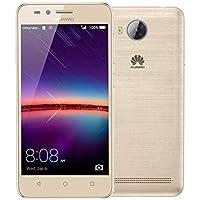 "Huawei Y3 II Dual SIM 4G 8GB Gold - Smartphones (11.4 cm (4.5""), 8 GB, 5 MP, Android, 5.1, Gold)"