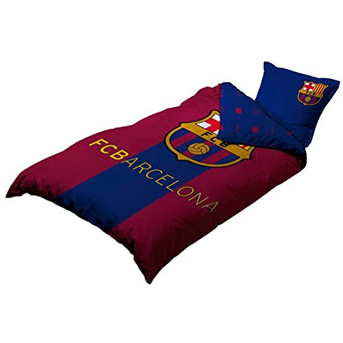 Ropa cama original FC Barcelona 140x200+65x65 cm