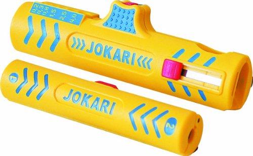 Preisvergleich Produktbild Jokari Secura Super Entmanteler No. 15 - Secura Coaxial Entmanteler Coaxi No.1 Set 2tlg