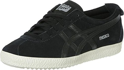 Onitsuka Tiger Mexico Delegation, Sneakers Basses Unisexe adulte noir noir