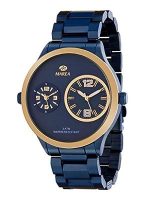 Reloj Marea Caballero B41185/3 Dual Time
