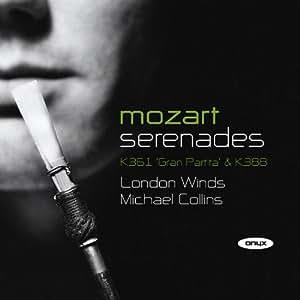 Mozart - Gran Partita K361 for 13 insts  K361,Serenade K388