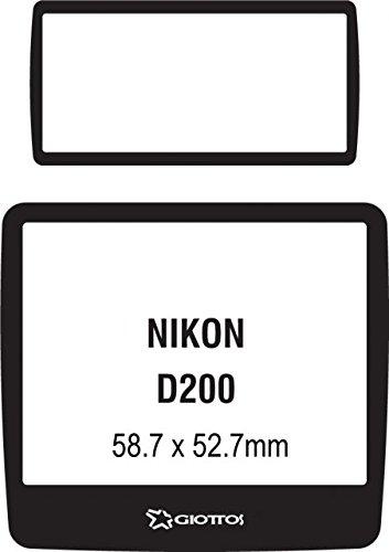 Giottos Aegis Displayschutzfolie unten für Nikon D200SP8255 Giottos Aegis Protector