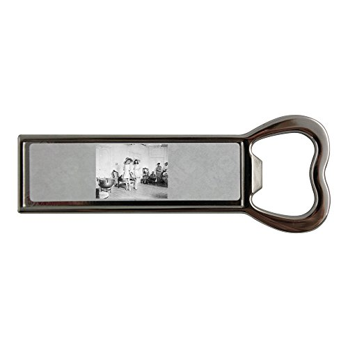 stainless-steel-bottle-opener-and-fridge-magnet-with-franaoise-dorlacac-and-catherine-deneuve-on-the
