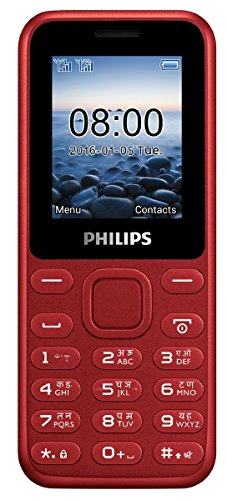 Philips E105 (Red)