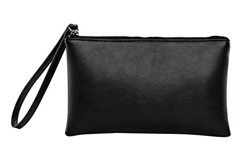 Elegante Tasche / Handtasche / Umhängetasche / Abendtasche / Clutch / Etui / Case / Hülle / Geldbeutel mit Geschenkbox - Für Smartphone / Geld - Leder - Accessoire + Geschenk