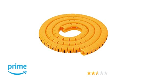 Nr.0-9 1000 Stück InLine® Kabelmarkierer 5,2-10mm