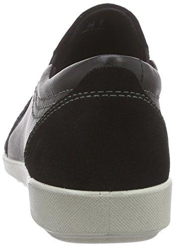 ECCO - Crisp Ii, Mocassini Donna Nero(Black/Black 55351)