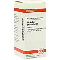 MELILOTUS OFFICINALIS D 4 Tabletten 80 St preisvergleich bei billige-tabletten.eu