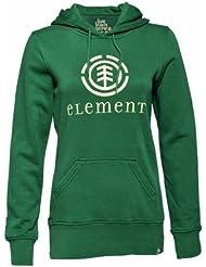Element Damen Sweatshirt Logo HO