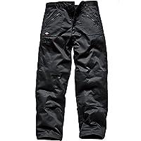 Dickies Redhawk Action Work Trousers, Black (Black), 34R (??? EU)
