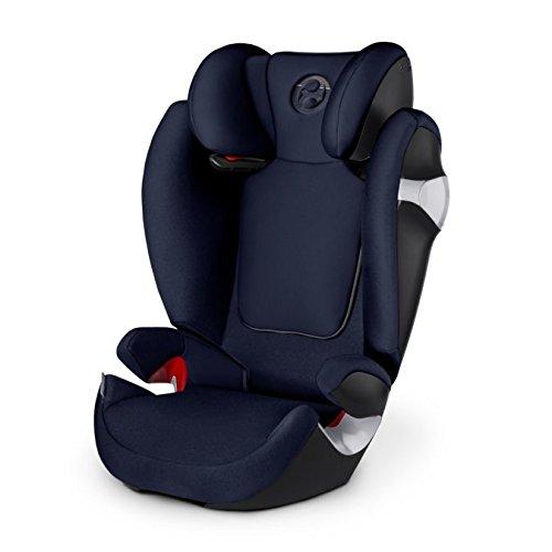 Preisvergleich Produktbild Cybex Gold Solution M, Autositz Gruppe 2/3 (15-36 kg), Kollektion 2017, midnight blue, ohne Isofix