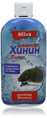Chinin-Power Shampoo für schnelleres Haarwachstum - Reduziert Schuppen, fördert Wachstum - 200ml (Wachstum-haar-shampoo)