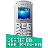 (Certified REFURBISHED) Samsung Guru GT-E1200 (White)