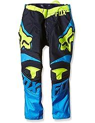 Fox Pantalón 180Race Niño, Blue/Yellow, 28, 14971–026