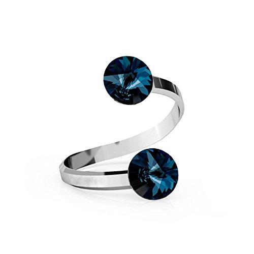 Crystals & Stones *Rivoli* *Varios Colores* Doble Cristal Swarovski El