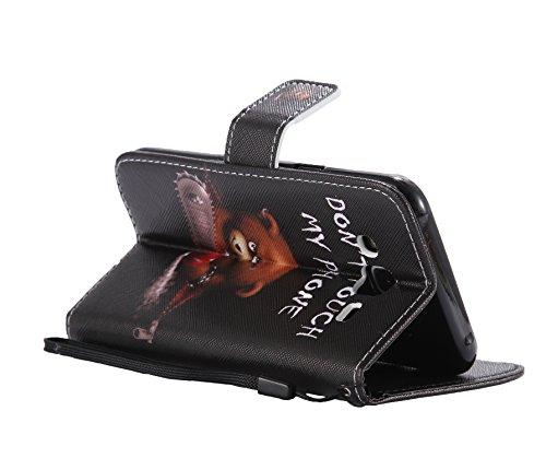 Etui Coque PU Slim Bumper pour Samsung Galaxy J5 (2015) J500 (5 pouces) Souple Housse de Protection Flexible Soft Case Cas Couverture Anti Choc Mince Légère Silicone Cover Bouchon -photo Frame Keychai 2