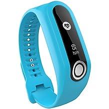 lokeke TomTom Touch Smart Watch Reemplazo Banda de silicona