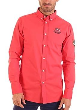 BENDORFF Camisa Hombre  Rojo M