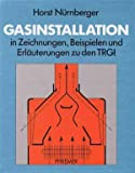 Image de Gasinstallation. In Zeichnungen, Beispielen und Erläuterungen zu den TRGI