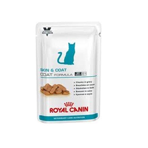 Preisvergleich Produktbild Royal Canin VCN - Skin & Coat - Cat 12 x 100 gr