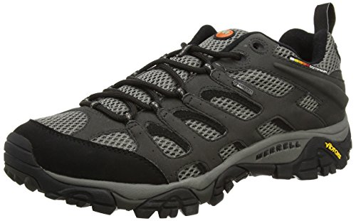 Merrell Moab Gore-Tex, Women's Lace-Up Trekking and Hiking Shoes - Beluga, 5...